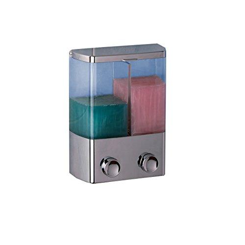 Rayen 2024 Seifenspender, 2 individuelle Seifenbehälter, 800ml