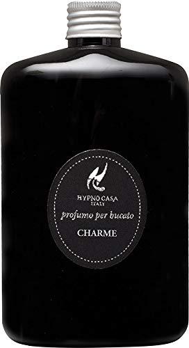 HYPNO Essenza Concentrata Profuma Bucato per Lavatrice, Made in Italy (Charme, 400ml)