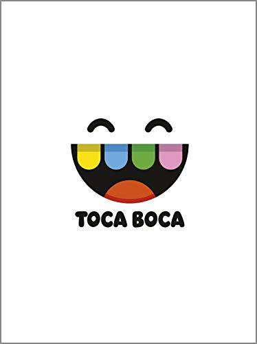 Toca Life: Who´s Who? Super Sticker Book