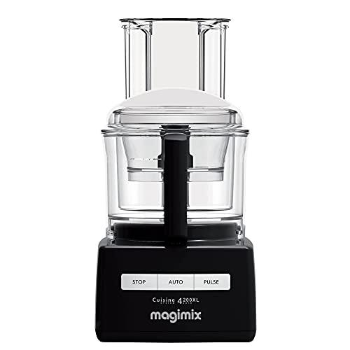 Magimix 18473 4200XL Food Processor, Black