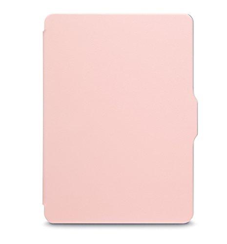 NuPro Schlanke passexakte Kindle-Hülle, Rosa-Weiß — nicht geeignet für Modelle der 10. Generation (2019)