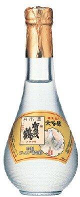 賀茂鶴酒造 特製ゴールド賀茂鶴 180ml/12本 丸瓶