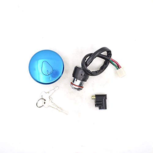 uxcell Motorcycle Scooter Fuel Tank Level Float Sensor Sending Unit for Haojue ZB125