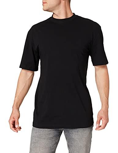 Urban Classics Herren T-Shirt Tall Tee, Farbe black, Größe M