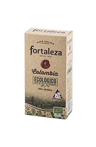 Café FORTALEZA - Café Molido Grandes Orígenes Ecológico
