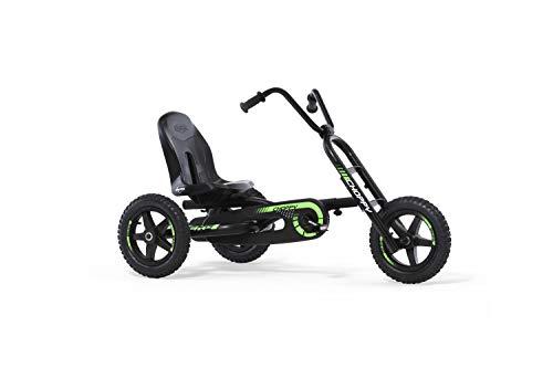 BERG Gokart Choppy Neo | Kinderfahrzeug , Tretauto mit Optimale Sicherheid, 3 Luftreifen und Freilauf, Kinderspielzeug geeignet für Kinder im Alter von 3-8 Jahren