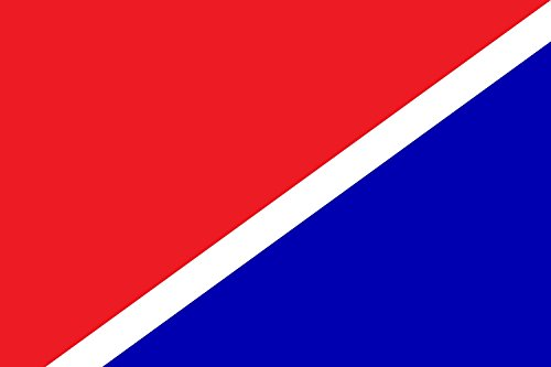 magFlags Drapeau Large Proposed Flag Hong Kong SAR 016   Before Hong Kong s Transfer of Sovereignty   Avant Le Transfert de souveraineté de Hong Kong   Drapeau Paysage   1.35m²   90x150c