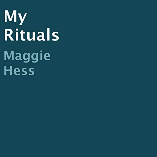 My Rituals audiobook cover art
