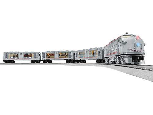 Lionel Star Trek Electric O Gauge Model Train Set w/Remote and Bluetooth Capability