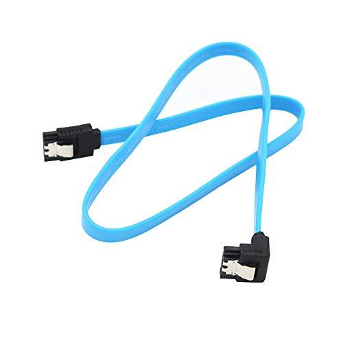 Vipithy Cable SATA 3.0 De 50 Cm SATA3 III 6 GB/S Unidad De Disco...