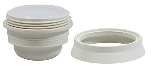 Alfi Ersatz Stopfen/Verschluss und Dichtungsring für diverse Isolierkannen 0,3-0,75l (siehe Produktbeschreibung)