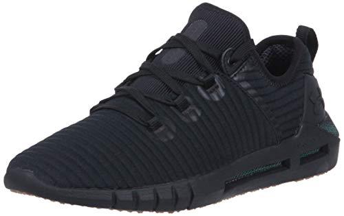 Under Armour Men's HOVR SLK LN Sneaker, Black (001)/Charcoal, 8.5