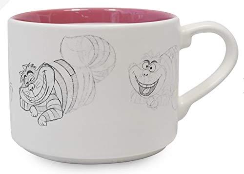 Disney Taza apilable Alicia en el País de las Maravillas Cheshire Cat