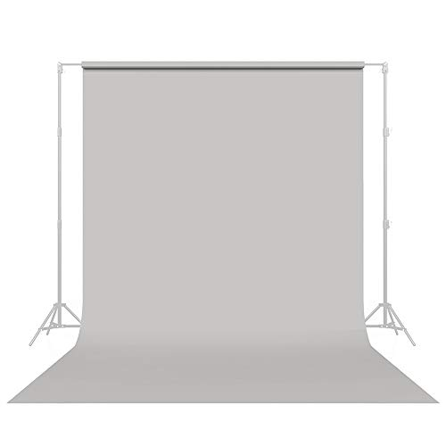 Savage Seamless Paper Photography Backdrop - #57 Gray Tint (107 in x 36 ft) Made in USA