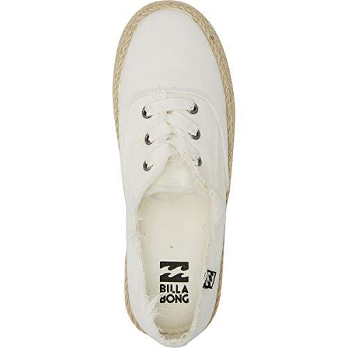 Billabong Women's Spring Tide Shoes,8H,White Cap
