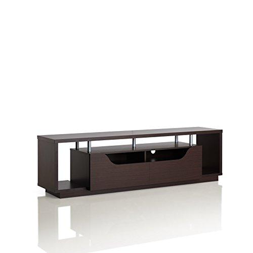 Furniture of America Hausen Modern TV Stand, Espresso