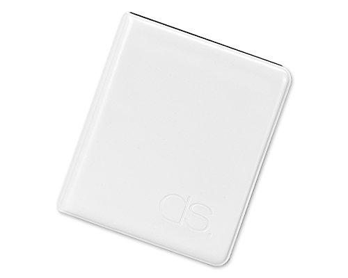 DSstyles 64 Taschen Fuji Fotoalbum für Fujifilm Instax Mini 8 9 50s 70 25 90 Filme - Weiß