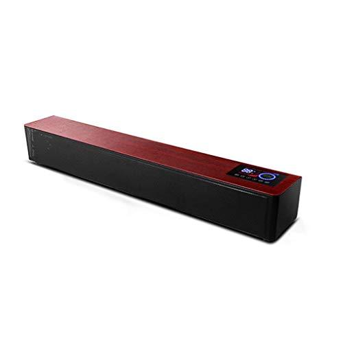 Mnjin Heizung Space Heater, Auto oszillierende 1000-2000 Watt Heizung mit Thermostat für zu Hause, elektrische Fußleiste Konvektor Heizung, Holz, Tisch/Boden/hängen DREI verwendet