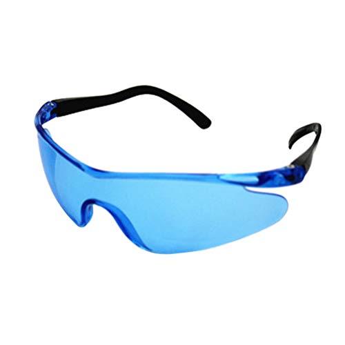 LIOOBO 6 stücke Sicherheitsschutzbrille Schutzbrille Pool Beach Party Favors für Kinder Sommer Spaß Spielzeug Wasserballon Kampf Geburtstagsfeierversorgungen (Blau)