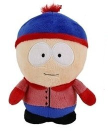 COMEDY CENTRAL South Park - Peluche Stan Marsh (8