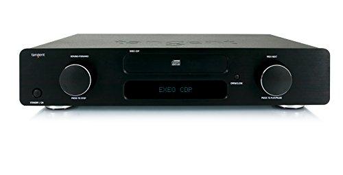 Tangent Exeo CDP CD-Player (CD, MP3) schwarz