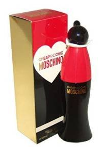 Cheap and Chic by Moschino 100ml EDT Spray new & sealed