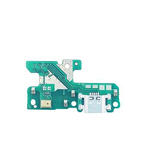 MOLIBAIHUO Compatible con Huawei P8 P9 P10 Lite Plus P8 Lite 2017 Cargador Puerto de Carga Dock Conector USB Datos Flex Cable Auriculares Jack Flex Ribbon Flex Cable (Color : For P8 Lite 2017)