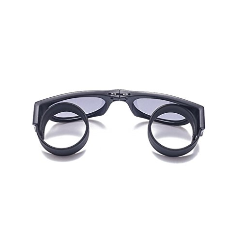 Tansle Damen Sonnenbrille, schwarz