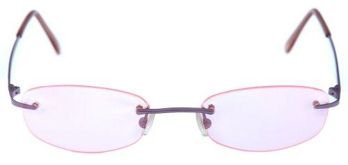 Guess Montura de gafas para mujer. Rosa. Talla única