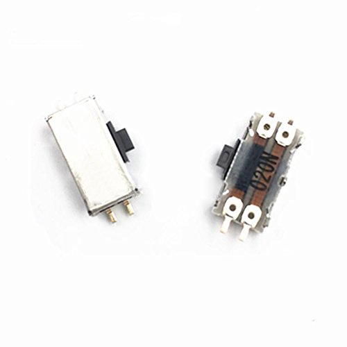 Power on Off Switch Volume Button for Nintendo Ds Lite NDSL NDS Lite Replacement