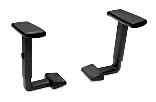 HON Height-Adjustable T-Arms for Volt Series Task Chair
