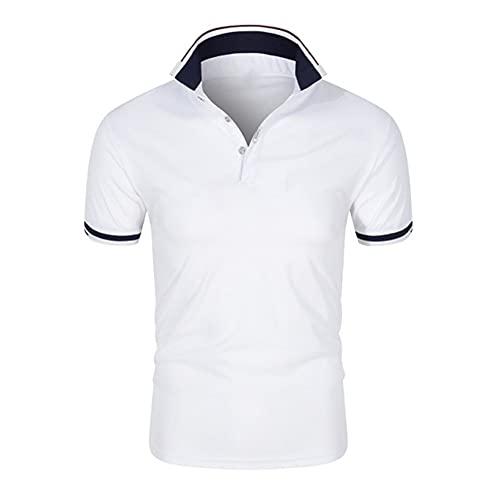 N\P Verano de alta camisa de los hombres Casual Social Business de manga corta