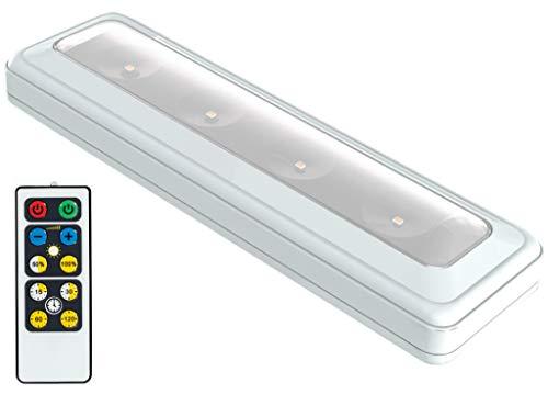 Brilliant Evolution BRRC124IR Wireless LED Light Bar with ...