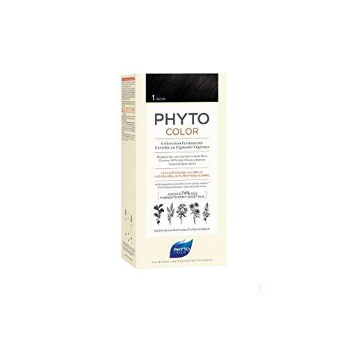 Phyto Color Colorazione Permanente Capelli Colore 1 Nero