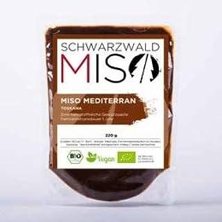 Schwarzwald Miso - Bio Miso Mediterran Toskana - 220g / DE-ÖKO-003