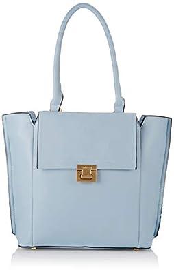 Van Heusen Women's Tote Bag (Light Blue)