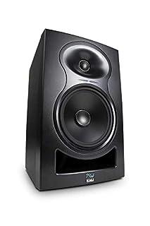 """scheda kali audio lp-6 professionale 6,5"""" monitor attivo sul campo altoparlanti da studio, nero"""