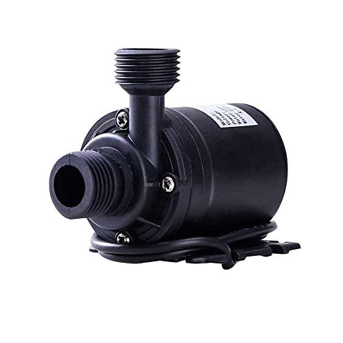 Mini Wasserpumpe, 800L/H 18W Tauchpumpe Selbstansaugende Pumpe , Hochdruckpumpe Tauchpumpe Pumpe, für Teiche, Aquarium, Garten, Brunnen