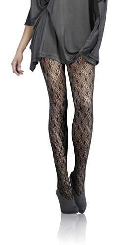 Marilyn dessin semi-transparante panty's, 80 denier