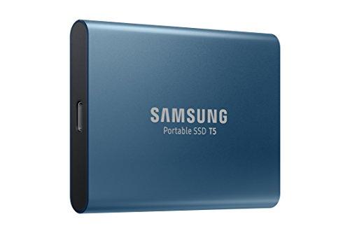 サムスン『SamsungPortableSSDT5(MU-PA500B/IT)』