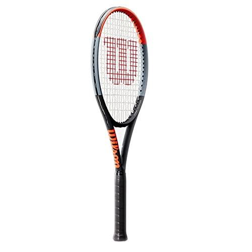 Raqueta de Tenis de Fibra de Carbono Raqueta de Tenis de Entrenamiento para Hombres y Mujeres Raqueta Individual para Hombres y Mujeres artículos Deportivos Raqueta