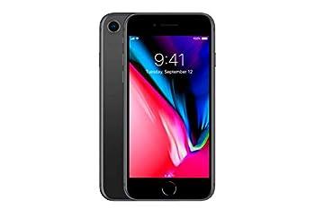 Apple iPhone 8 256GB Space Grey ATT/T-Mobile  Renewed