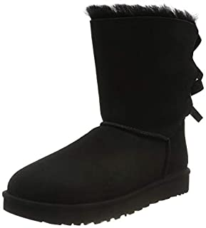 UGG Female Bailey Bow II Classic Boot, Black, 3 (UK) (B01AIIO5JA) | Amazon price tracker / tracking, Amazon price history charts, Amazon price watches, Amazon price drop alerts