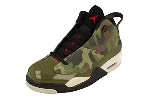 Nike - Air Jordan M Dub Zero - 311046200 - Couleur: Vert - Pointure: 41 EU