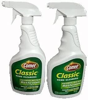 Comet Classic Foaming Bleach Bathroom Cleaner 24 oz (2 pack)