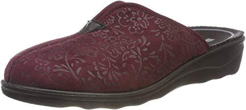 Romika Damen Romisana 82 Pantoffeln, Rot (Bordo 410 410), 40 EU