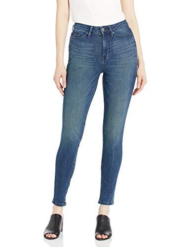 Calvin Klein Jeans Women's Legging, Dark Rinse, 31