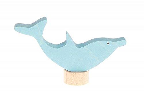 Grimms Spiel Und Holz Design Grimm's Stecker Delfin
