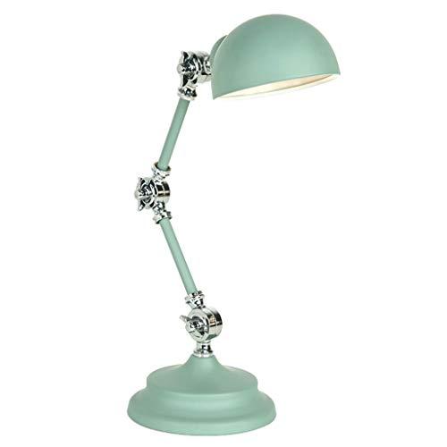 Student kinderen leren slaapkamer slaapzaal creatieve prachtige LED nachtkastje bureaulamp