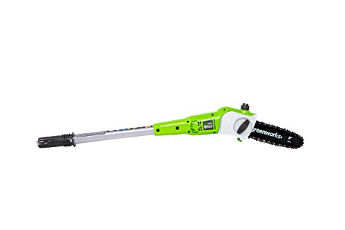 Greenworks 8-Inch 40V Pole Saw Attachment PS40A00